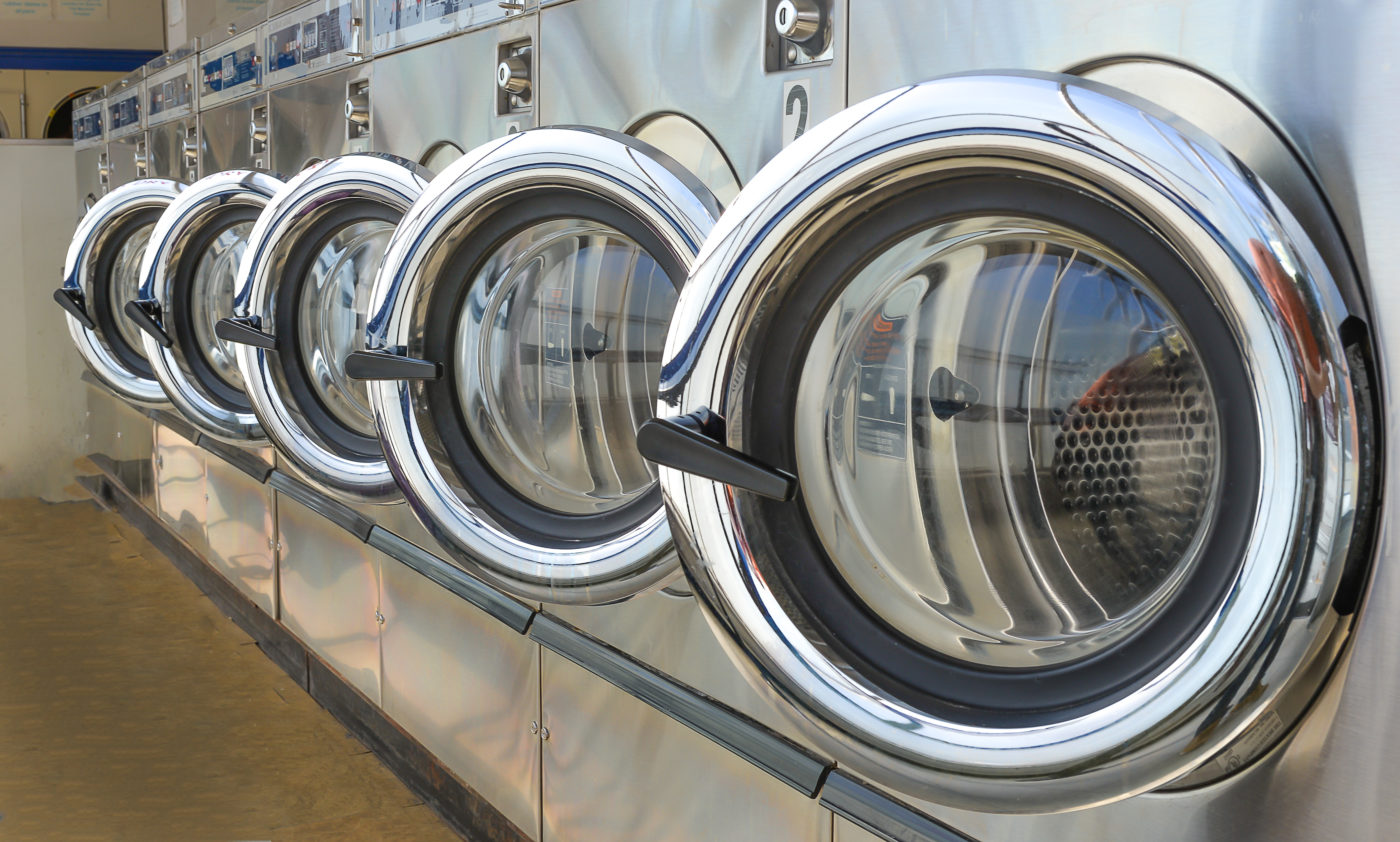 Coin Operated Laundry Equipment Vancouver