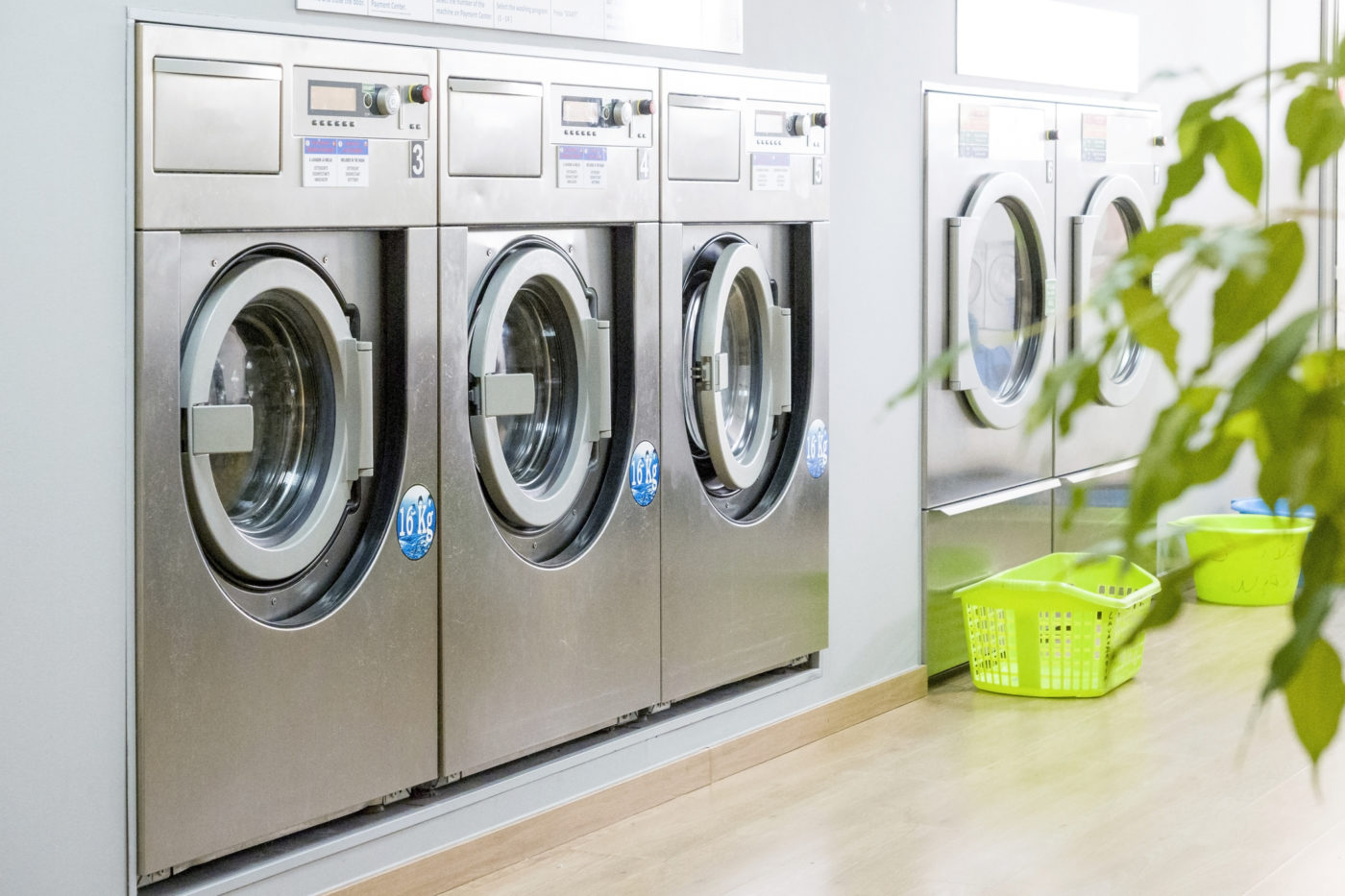 Commercial Laundry Equipment In Seattle